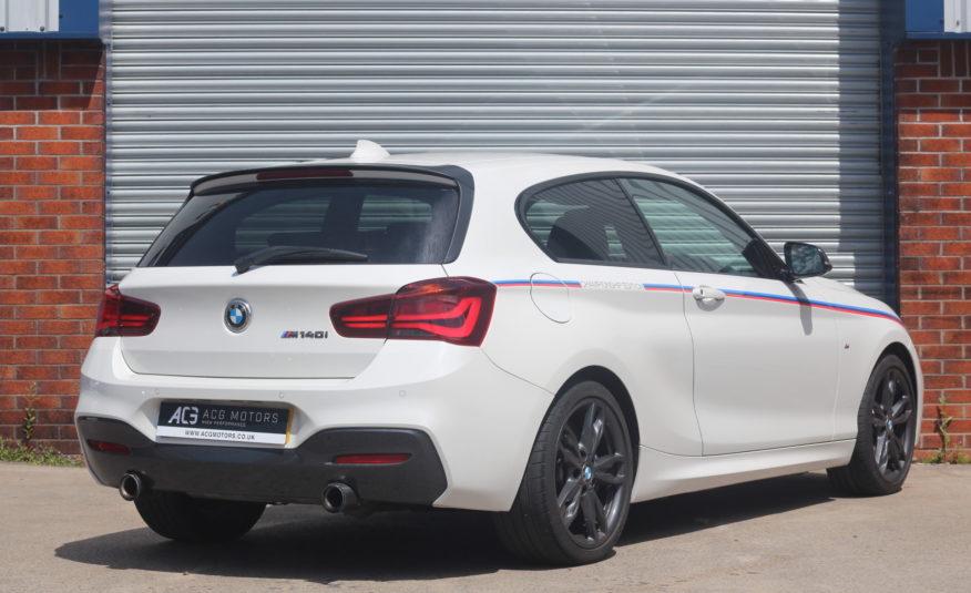 2018 (68) BMW 1 Series 3.0 M140i Championship Edition Sports Hatch Auto (s/s) 3dr