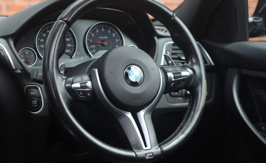2017 (17) BMW M3 3.0 BiTurbo Competition DCT (s/s) 4dr