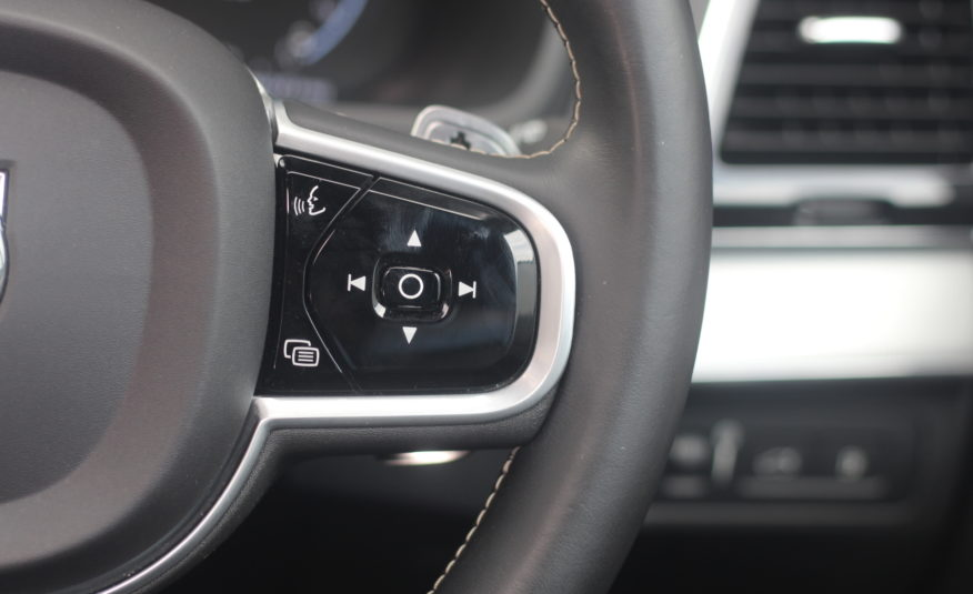 2019 (69) Volvo XC90 2.0h T8 Twin Engine 11.6kWh R-Design Pro Auto 4WD (s/s) 5dr