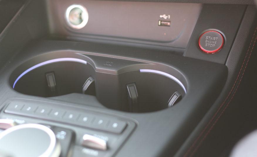 2018 (18) Audi S4 3.0 TFSI V6 Tiptronic quattro (s/s) 4dr