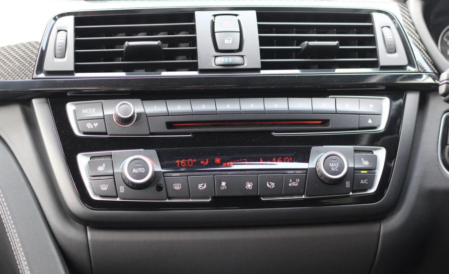 2014 (64) BMW M3 3.0 BiTurbo DCT (s/s) 4dr