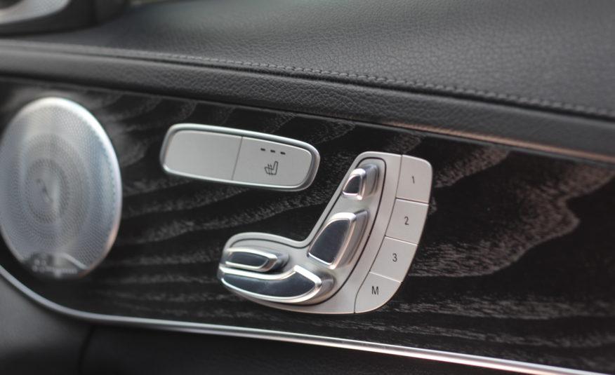 2017 (67) Mercedes-Benz C Class 2.1 C250d AMG Line (Premium Plus) G-Tronic+ (s/s) 4dr