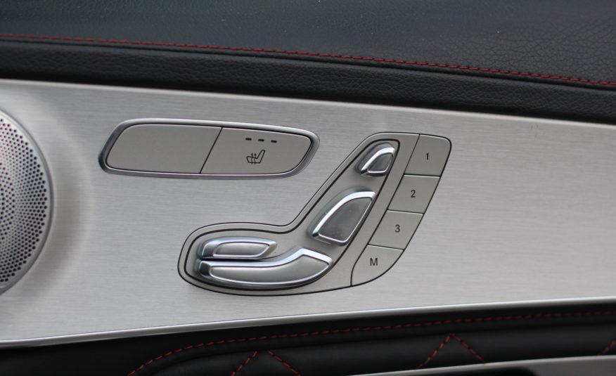 2015 (15) Mercedes-Benz C Class 4.0 C63 V8 BiTurbo AMG S Edition 1 SpdS MCT (s/s) 4dr
