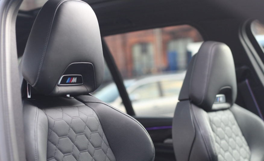 2021 (21) MW X3 M 3.0i Competition Auto xDrive (s/s) 5dr