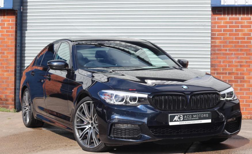 2019 (19) BMW 5 Series 3.0 530d M Sport Auto xDrive (s/s) 4dr