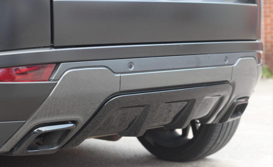 2013 (13) Land Rover Range Rover Evoque 2.2 SD4 Dynamic Lux AWD 5dr
