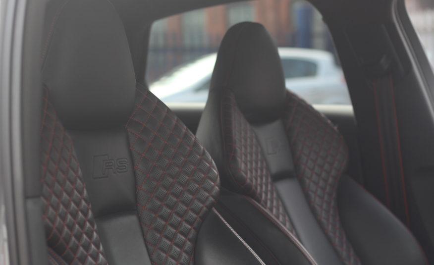 2018 (68) Audi RS3 2.5 TFSI S Tronic quattro (s/s) 4dr