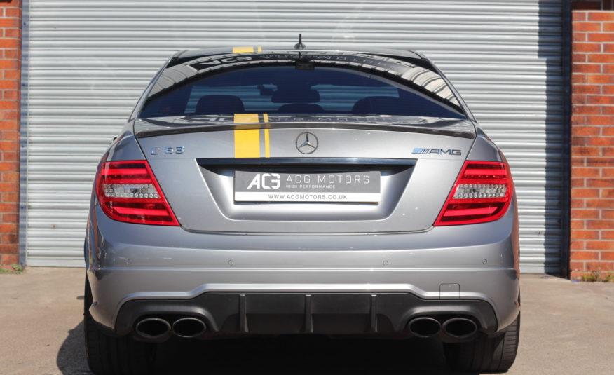 2012 (61) Mercedes-Benz C Class 6.3 C63 AMG MCT 7S 4dr