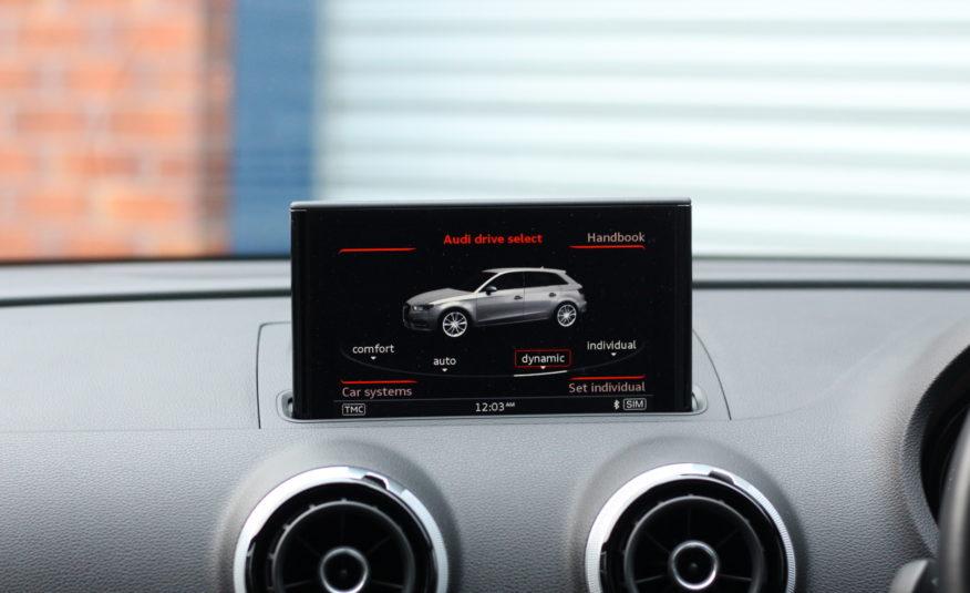 2015 (65)  Audi RS3 2.5 TFSI Sportback S Tronic quattro 5dr
