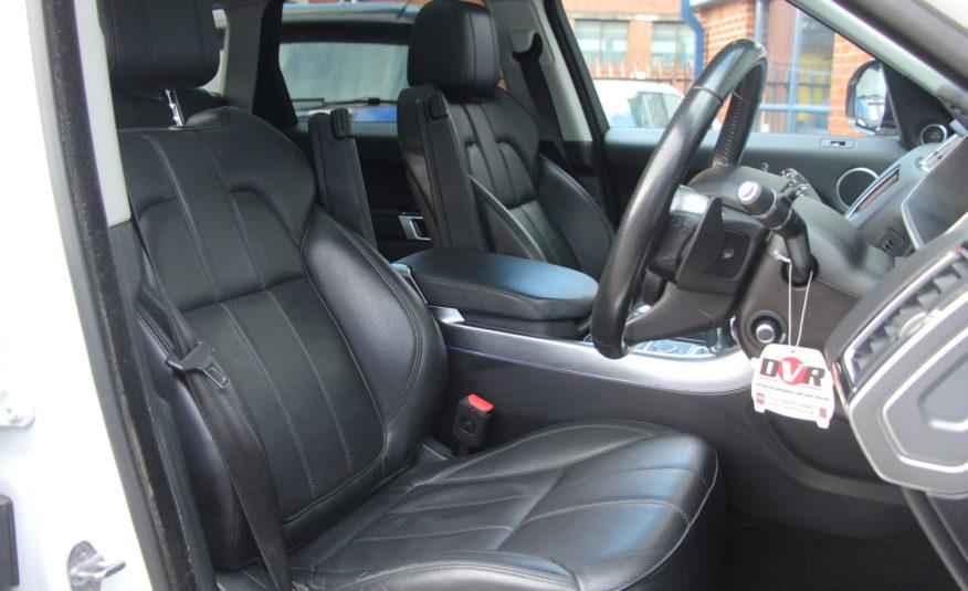 2016 (66) Land Rover Range Rover Sport 3.0 SD V6 HSE CommandShift 2 4WD (s/s) 5dr