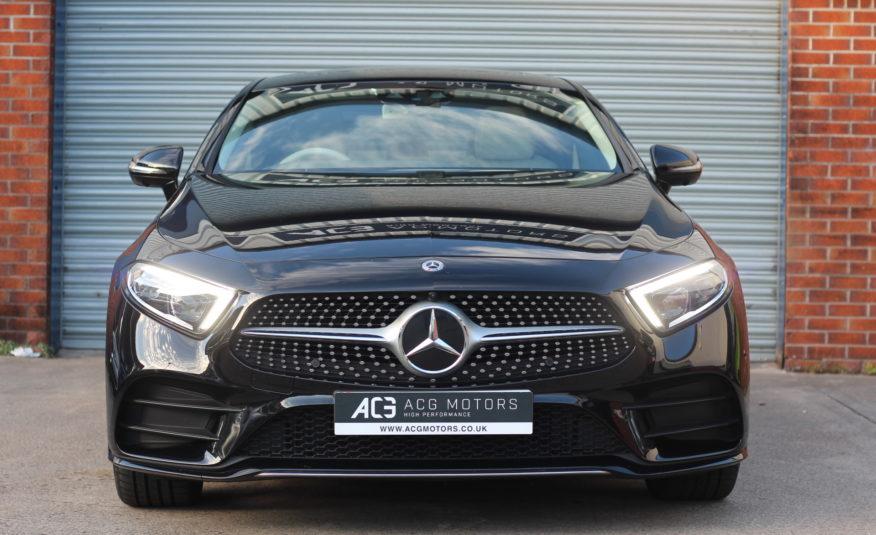 2019 (68) Mercedes-Benz CLS 3.0 CLS350d AMG Line (Premium Plus) G-Tronic 4MATIC (s/s) 4dr